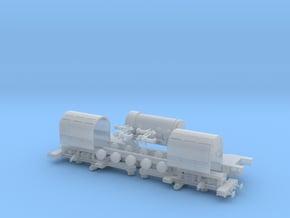 KUA Flask Wagon Bundle in Smooth Fine Detail Plastic