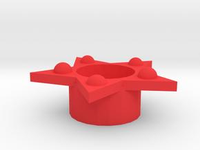 storage box in Red Processed Versatile Plastic