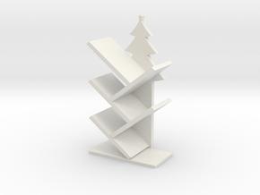 bookshelves in White Natural Versatile Plastic
