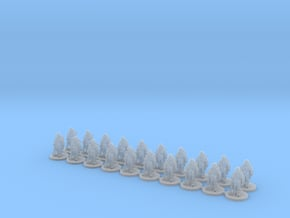 1/144 WW1 French line in Smooth Fine Detail Plastic