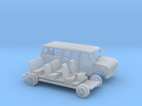 1-160 1975-91 Ford E-Series Van Kit in Smooth Fine Detail Plastic