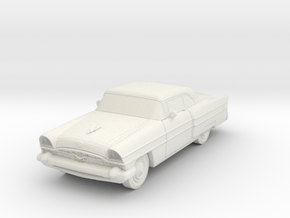 1956 Packard Executive in White Natural Versatile Plastic