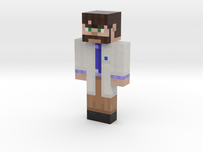 ScottRadish | Minecraft toy in Natural Full Color Sandstone