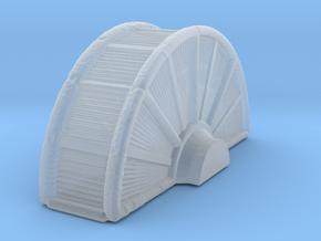 Industrial Turbine 1/220 in Smooth Fine Detail Plastic