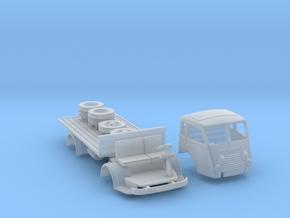 1:87 Renault R4140 / Saviem Tancarville in Smooth Fine Detail Plastic