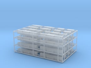 ICE car Dunnage in Smooth Fine Detail Plastic