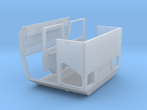 IVECO M-250-72-Cabina+puertas in Smooth Fine Detail Plastic