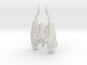 Son´a_Commandcruiser10inch in White Natural Versatile Plastic