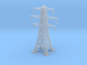 Transmission Tower 1/285 in Smooth Fine Detail Plastic