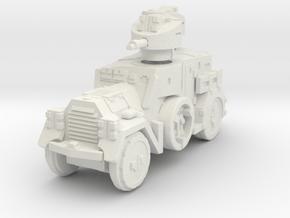 Daimler DZVR 21 1/87 in White Natural Versatile Plastic