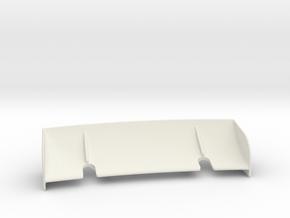 Jomurema - Aileron v2 - Colonnettes in White Natural Versatile Plastic