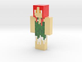 SaintSacra | Minecraft toy in Glossy Full Color Sandstone