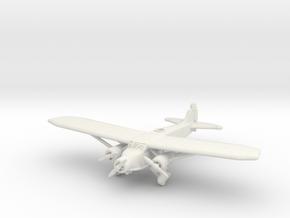 Caproni Ca.133 1/200 in White Natural Versatile Plastic