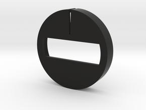 Lightranger Beam in Black Natural Versatile Plastic