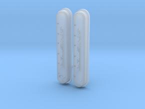 ls3 V12 sinister vc in Smooth Fine Detail Plastic
