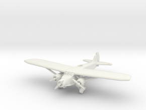 Caproni Ca.133 1/144 in White Natural Versatile Plastic