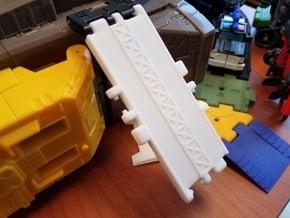 A.I.R. Lock Extension Ramp in White Natural Versatile Plastic