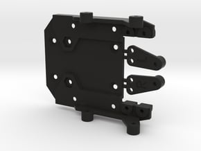 Enduro IFS Conversion Parts - Axial SCX10 II in Black Natural Versatile Plastic