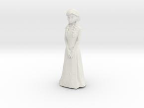 anna frozen in White Natural Versatile Plastic