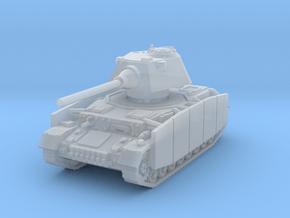 Panzer IV S (Schurzen) 1/160 in Smooth Fine Detail Plastic