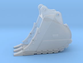 """1:64 42"""" SD Bucket for 385B/385C in Smooth Fine Detail Plastic"""