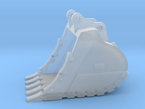 """1:64 64"""" SD Bucket for 385B/385C in Smooth Fine Detail Plastic"""