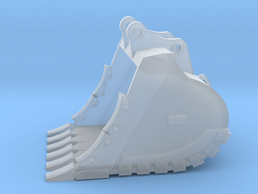 """1:64 72"""" HD Bucket for 385B/385C in Smooth Fine Detail Plastic"""