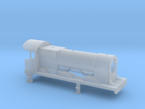 Maunsell Q class N gauge in Smoothest Fine Detail Plastic