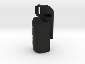 Ergonomic grip for X-T30 in Black Natural Versatile Plastic