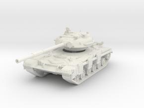 T-64 1/56 in White Natural Versatile Plastic