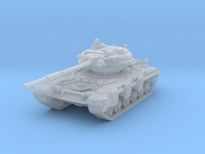 T-64 1/144 in Smooth Fine Detail Plastic