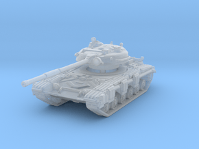 T-64 1/285 in Smooth Fine Detail Plastic