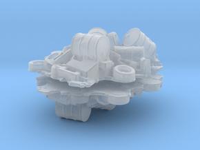 Scrap Junk Pile (x2) 1/285 in Smooth Fine Detail Plastic