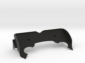 Raptor-Aile-AR-ev3 in Black Natural Versatile Plastic