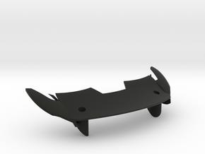 Aero-Aile-AV-ev3.1 in Black Natural Versatile Plastic