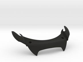 Aero-Aile-AV-ev4.1 in Black Natural Versatile Plastic