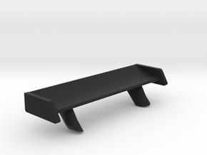 Aero-Aile-AR-ev3 in Black Natural Versatile Plastic