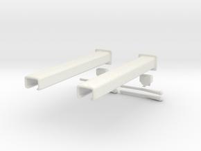 Printle Thing Car lift 02 - 1/64 in White Natural Versatile Plastic