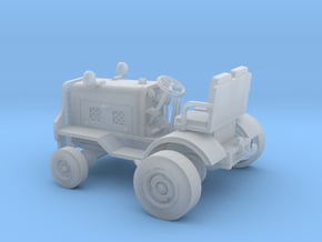 1/72nd Clarktor Aircraft Tow Tractor in Smooth Fine Detail Plastic