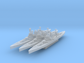 Repulse 1920s (Axis & Allies) in Smooth Fine Detail Plastic