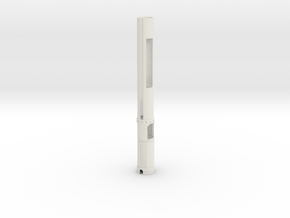 7 Chambers The Cade Chassis in White Natural Versatile Plastic