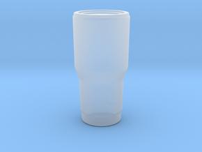 "3/4"" 30oz Tumbler in Smooth Fine Detail Plastic"
