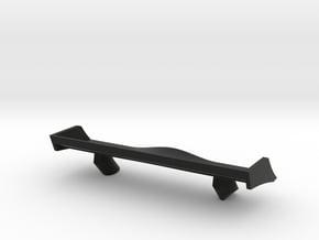Aero-Aile-AR-ev1 in Black Natural Versatile Plastic