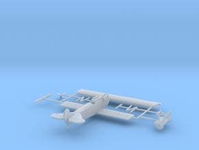 1/144 Fokker D.VII (sprue) in Smooth Fine Detail Plastic
