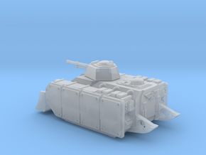 Storm Chimera  in Smooth Fine Detail Plastic: 6mm