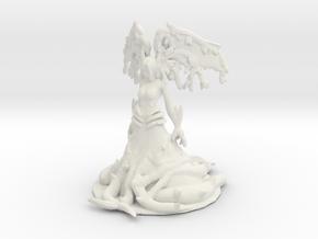 Blackthorn Morgana (s) in White Natural Versatile Plastic