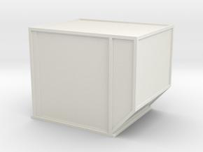 AKE Air Container (closed) 1/64 in White Natural Versatile Plastic