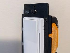 Inovelli Switch Config Button (10-pack) in White Premium Versatile Plastic