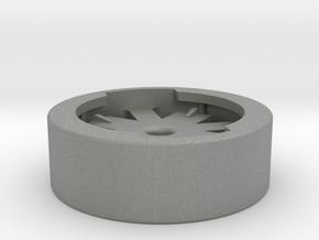 Garmin Double-Sided Socket in Gray PA12