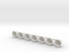 HD Light Bucket For Traxxas UDR Light Bar in White Natural Versatile Plastic: 1:8